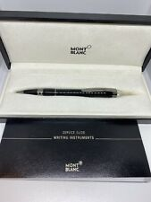 MONTBLANC STARWALKER  BALL POINT PEN In Factory Box With Manual Excellent