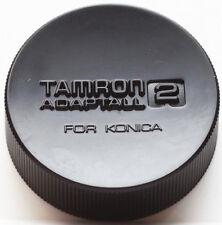 Tamron Adaptall 2 SP Rear Lens Cap For Konica AR Mount Lenses
