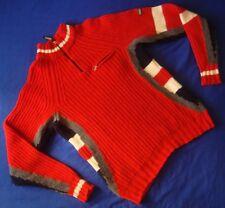 SWEATER vintage 90's NAPAPIJRI Geographic  tg.S ampia vestibilità M/L circa