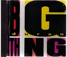 CD  DURAN DURAN Big Thing  1988 - 12 Tracks