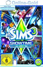 Die Sims 3 - Showtime Key / EA/ORIGIN Download Code [PC][EU][NEU] Addon