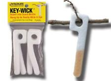 Wildlife Research Center 375 Key Wick Hunting Scent Dispensers Package of 4