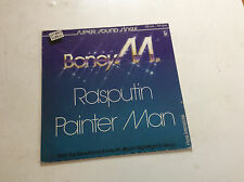 "Boney M. ‎-  Rasputin / Painter Man ‎[Maxi 12"" VINYL ]"