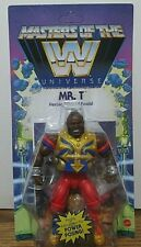 2020 Mr. T Masters Of The Universe Figure NEW!!!!