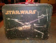 Rough Vintage 1977 Star Wars Metal Lunch Box