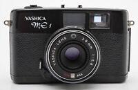 Yashica ME 1 Sucherkamera Kamera Kleinbildkamera - Yashica Lens 38mm 2.8 Optik