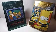 The Simpsons:The Complete Second and 10th Seasons - Brand New(Sealed)Free S&H
