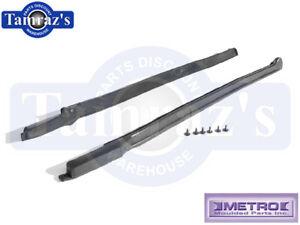 65 GM B Body Pillar Post Weatherstrip Seals Convertible CZ8100 Metro USA MADE