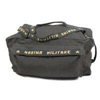 87b042bf191409 Genuine Italian Navy Military Duffle Bag Sea Holdall Sea Sack Marina  Militare