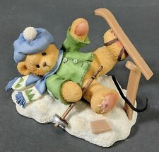 Cherished Teddies ~ Spencer - I'm Head Over Skis For You (269743) *Mint*