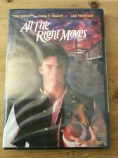 All the Right Moves, 1983 Tom Cruise (DVD, Widescreen) New & Sealed
