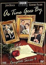 As Time Goes By - Complete Series 4 (DVD, 2005, 2-Disc Set, Repackaged)