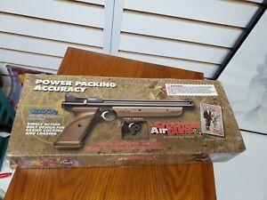 Vintage RARE 1377C Crossman Airgun American Classic  Pistol BB  box only