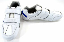 LaCoste Shoes Matsudo 3G SPM Leather White/Blue Sneakers Mismatch 7/8