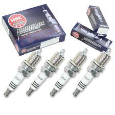 4 pcs NGK Iridium IX Plug Spark Plugs 93-01 Honda Prelude H22A1 2.2L L4 Kit vt