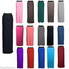 Full Length Viscose Straight, Pencil Skirts for Women