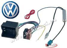 Adattatore ISO Volkswagen - cavo connettore autoradio per VW FOX/ BORA / MULTIVA