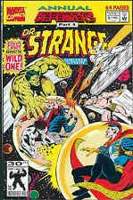 Doctor Strange Sorcerer Supreme annual # 2 (États-Unis, 1992)