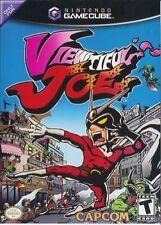 Viewtiful Joe Nintendo Gamecube GBC Video Game UK Release