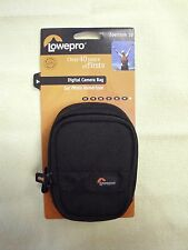 Lowepro Spectrum 10 BLACK Compact Digital Camera Pouch Case Bag NEW