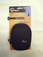 Lowepro Spectrum 10 BLACK Compact Digital Camera Pouch Case Bag NEW