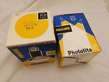 Philips Photolita 220V 500W lamps