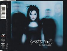 EVANESCENCE Going under UNIQUE SPANISH 2 TRACKS CD SINGLE 40 PRINCIPALES RADIO