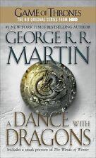 A Song of Ice and Fire: A Dance with Dragons 5 by George R. R. Martin (2013, ...