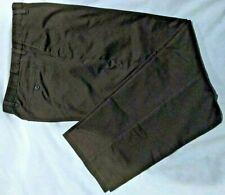 Mens Dockers 38x34 Pants Brown Khaki/Chino