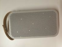 GENUINE Beoplay A2 Bluetooth Speaker - Gray