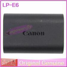 Genuine Original Canon LP-E6 Battery For Canon EOS 5DII 60D 70D 80D 7D 6D LP-E6N