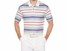 Nwt Grand Slam Men's Motion Flow Golf Polo Shirt; M Medium B3