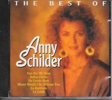 ANNY SCHILDER - The Best of CD Album 18TR Holland 1992 RARE! (BZN)