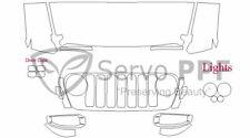 PreCut Ventureshield Ultra by 3M Clear Bra Kit for 18+ Jeep Wrangler