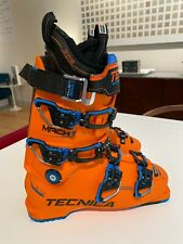 Technica Mach 1 Ski Boots LOW VOLUME 130 Flex 7- 7.5 305MM skied 3x