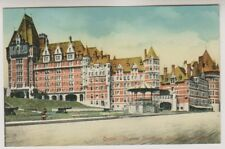 Canada postcard - Quebec, Chateau Frontenac