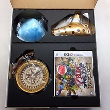 Hyrule Warriors Legends All Stars Treasure Box Limited Nintendo 3DS  Wind waker