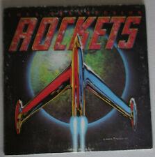 Rockets Love Transfusion vinyl record album Tortoise
