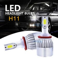 Pair H11 LED Fog Driving Light For Toyota Camry 4Runner Highlander Tundra RAV4