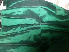 Pier 1 Imports Napkins Set of 10  EMERALD GREEN Silky SEMI SHEER  Lovely