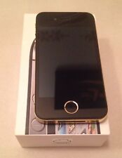 Apple iPhone 4s - 64gb-oro-Negro (sin bloqueo SIM), Smartphone