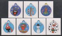 Guernsey - 2014, Christmas, What Xmas Brings set - S/A  / MNH- SG 1535/41