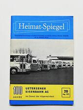 100 Jahre Uetersener Eisenbahn AG im Dienst der Allgemeinheit - 1973