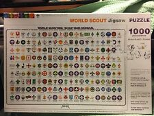 World Scout Jigsaw Puzzle 1000 piece