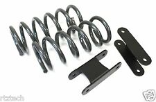 """S10 1982-2003 LIFT KIT FRONT 2.5"""" COIL SPRINGS REAR 3"""" or 4"""" SHACKLES 2WD V6 USA"""