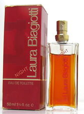 Laura Biagiotti  NIGHT 50 ml  Eau de Toilette Spray OVP