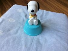vintage Snoopy Music Box, plays Puppy Love