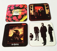 The Stranglers Album Cover Drinks COASTER Set #2