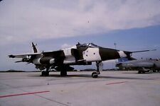 Royal Air Force Original colour slide Jaguar GR.1A spcl XX116 of 16 R Sqdn