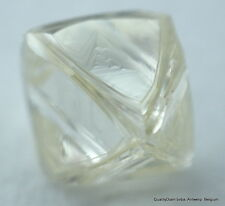 JEWELERS BUY ROUGH DIAMOND READY TO SET IN A JEWEL. RECENTLY MINED UNCUT DIAMOND